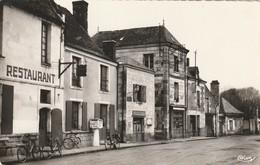 Rare Cpsm Gizeux La Place - Frankreich