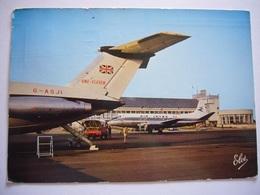 Avion / Airplane / BUA - British United Airways / Bac 1-11 / Seen At Tarbes Airport - 1946-....: Era Moderna