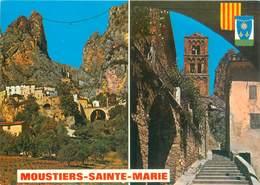 CPSM Moustiers Sainte Marie      L2953 - Francia