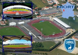 NIORT Stade René Gaillard Stadium Estadio - Niort