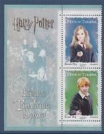 = Fête Du Timbre 2007  Ron Et Hermione, Paire Issue Du Carnet, Gommés, 4025 Et 4026, Neufs - Nuovi