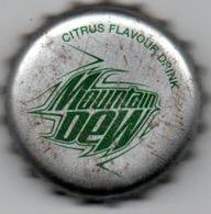 Mountain Dew Soda Citron (phillipines) - Soda