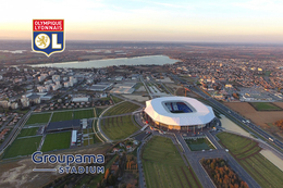 LYON DECINES-CHARPIEU Stade Groupama Stadium Estadio - Andere