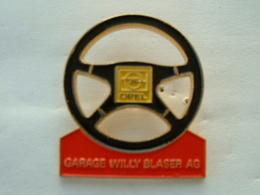 Pin's OPEL - GARAGE LOUIS BLASER - Opel