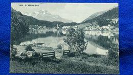St. Moritz-Bad Switzerland - GR Grisons