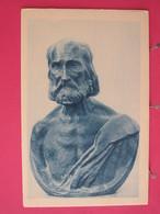 Musée Des Beaux Arts D'Alger - Antoine Bourdelle - Buste Du Dr Koeberlé - Recto Verso - Musées
