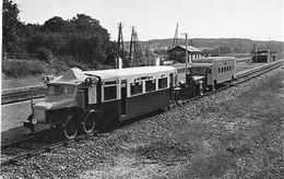 La Micheline  -   Automotrice Sur Rail En 1931  -  15x10cm PHOTO - Trains