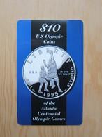 J3 Phonecard,U.S Olympic Coins, Basketball,used - Stati Uniti