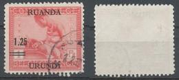 AFRIQUE - RUANDA URUNDI  - Nr 90/91 YT - 1924-44: Usati
