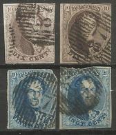 Belgique - Médaillons - Oblitérations D87 GRUPONT - Postmarks - Lines: Distributions