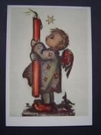 CARTE POSTALE Ancienne Enfant 9 : FROHE WEIHNACHT / HUMMEL / JOSEF MULLER - MUNCHEN N° 5260 / GERMANY - Hummel