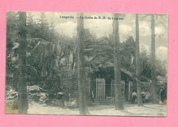 C.P. Longvilly =  La  Grotte  De  N.D. De  LOURDES - Bastogne