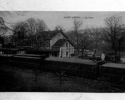 St - Amour -   La  Gare. - Arbois