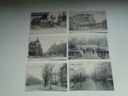 Beau Lot De 60 Cartes Postales De Belgique  Bruxelles      Mooi Lot Van 60 Postkaarten Van België  Brussel - 60 Scans - Ansichtskarten