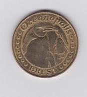 Océanopolis Les Manchots 2014 NG - Monnaie De Paris