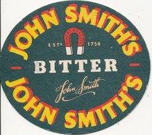 Sous-bock John Smith's  Bi-face TBE - Sous-bocks