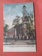 Christ Church Where George Washington Was A Vestryman Virginia > Alexandria  Ref 3901 - Alexandria