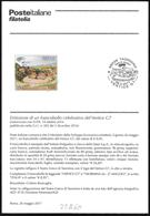Italia/Italie/Italy: Bollettino Informativo Delle Poste, Teatro Greco Di Taormina, Greek Theater Of Taormina, Théâtre Gr - Teatro