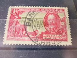 RHODESIE DU SUD YVERT N ° 31 - Rhodésie Du Sud (...-1964)