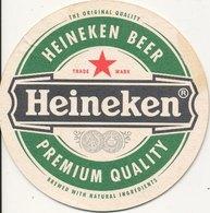 Sous-bock Heineken  Bi-face BE - Sous-bocks