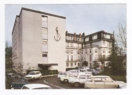 73 Chambéry Clinique Générale 8 Rue Burdin En 1973 Panhard PL17 Citroën Ami 6 Renault R8 Simca 1100 - Chambery