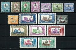 Túnez (Francés) Nº 79/95 (falta Nº 86)* Cat.148€ - Unused Stamps