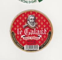 ETIQUETTE DE  CAMEMBERT LE GALANT 14 S AUNAY SUR ODON CARTON - Kaas