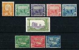 Túnez (Francés) Nº 70/5-76/8* - Tunisia (1888-1955)