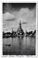 Siam Bangkok Buddha Temple 3 Postcards - Thaïland