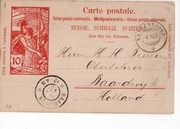 Zwitserland Schweiz Suisse - Bassersdorf 1900 - Suisse