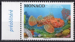MONACO Preos  N** 116  MNH - Monaco