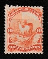 PEROU    N° Y&T  11  * - Pérou