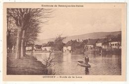 25 - Environs De Besançon Les Bains - QUINGEY - Bords De La Loue - Francia