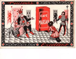 BUVARD CAFE MARSAN - Café & Thé