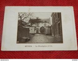 RÊVES  (Hainaut)  -  Le Presbytère (1776) - Les Bons Villers