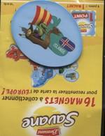 Magnet Brossard Islande - Magnets