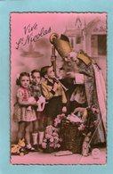 Vive St- NICOLAS  - Enfants - Enfants -Peluche Lapin .....- (PC PARIS) - - Saint-Nicholas Day