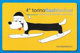 [MD4289] CPM - TORINO - 4° FLASH FESTIVAL - 2005 - PERFETTA - NV - Cinema