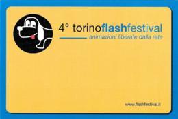 [MD4290] CPM - TORINO - 4° FLASH FESTIVAL - 2005 - PERFETTA - NV - Cinema