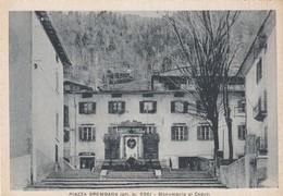 PIAZZA BREMBANA - MONUMENTO AI CADUTI - Bergamo