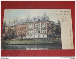 TERVUEREN - TERVUREN -  Kasteel  Robiano  -  Château  Robiano  -   1903    - - Tervuren