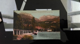 CPA - TALLOIRES - 340. Les Bords Du Lac Et La Tournette - Talloires
