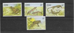 Thème Animaux - Lézards - Grenouilles - Irlande - Neuf ** Sans Charnière - TB - Reptiles & Batraciens