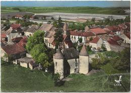 CPSM Ouge Le Chateau Et L'église - Frankreich