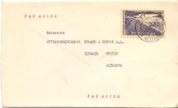 PORTUGAL AIR MAIL COVER CARLOS DE SOUSA  (FEB20979) - Usati