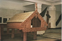 A Storehouse Named Te Oha Built By The Ngati Pikiao Tribe Of Rotorua, New Zealand About 1825 - New Zealand