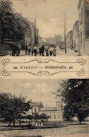 Elsdrof- Mittelstrabe. Alemania Germany Deutschland Allemagne - Alemania