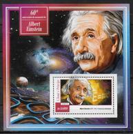 SAINT THOMAS ET PRINCE  BF 812   * *  ( Cote 13e ) Abert Einstein Nobel Physique - Albert Einstein
