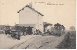 41 PONT LEVOY La Gare - Frankreich