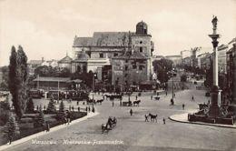 Poland - WARSZAWA - Krakowskie-Przedmiescie - Publ. K. Wojutynski 69. - Pologne